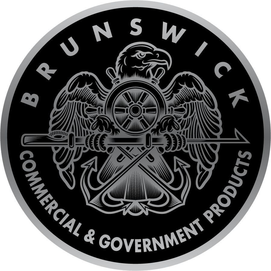 Brunswick Commercial & Government Products logo